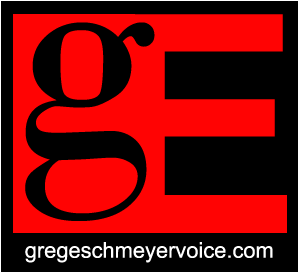 Greg Eschmeyer Professional Voice Talent